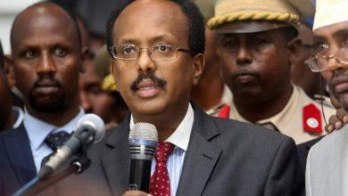 Somalie Farmajo