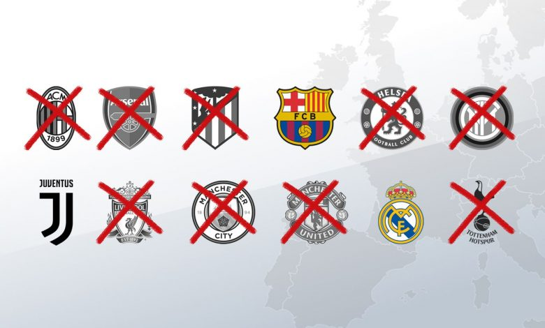 Super League L'UEFA