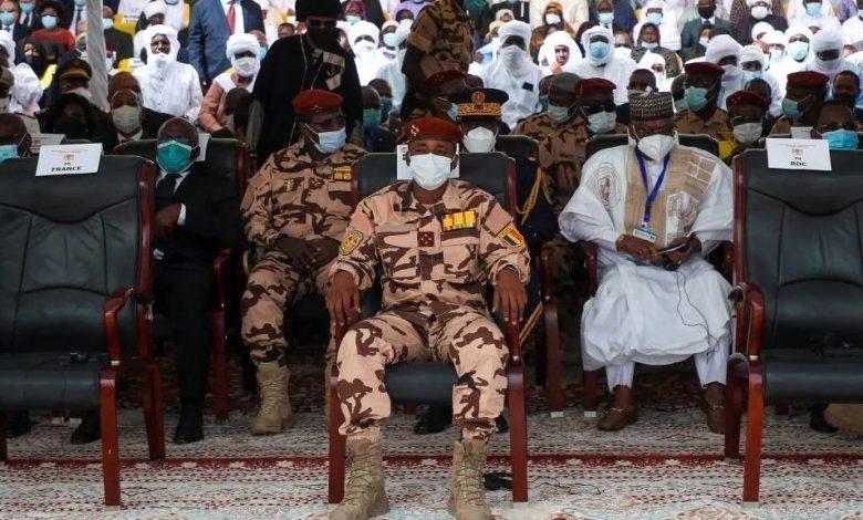 Tchad gouvernement de transition