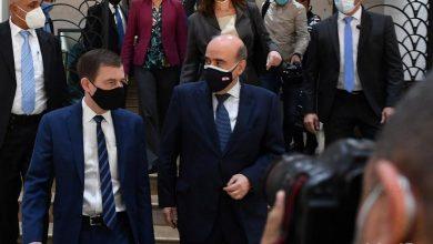 Le ministre libanais Charbel Wehbé