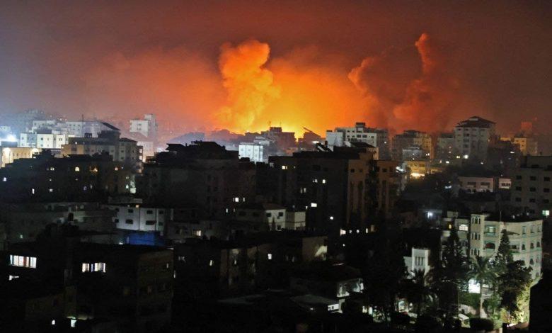 بجهود مصرية: الإعلان عن وقف إطلاق النار بين إسرائيل والفصائل الفلسطينية