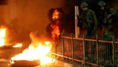 forces de sécurité israéliennes Palestiniens
