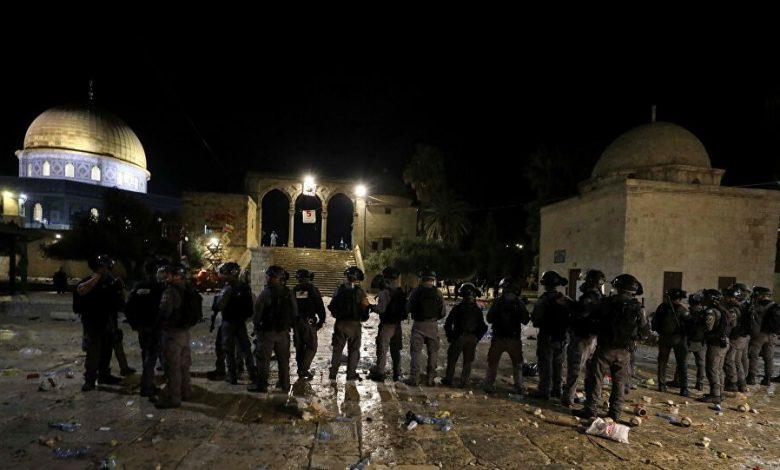 Les forces d'occupation israéliennes