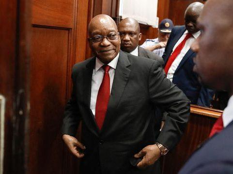 l'ex-président sud-africain