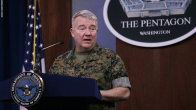 الجنرال كينيث ماكينزي
