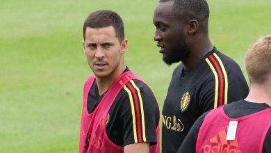 نجوم كرة القدم البلجيك يرفضون تلقي لقاحات كورونا