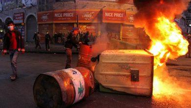 احتجاجات شعبية في لبنان