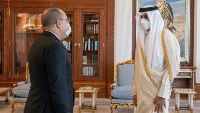 المشيشي- امير قطر