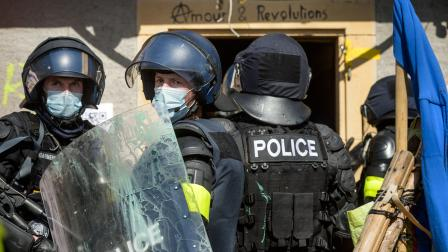 Interpol opposants