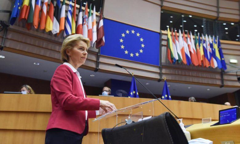 L'UE plan de relance