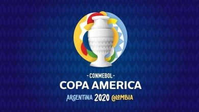 la Copa América Brésil